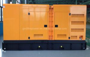Утвержденном Ce 280квт/350ква бесшумный дизельный генератор для продажи (НТА855-G4)
