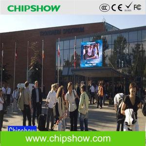 Chipshow pleine couleur Outdoor P10 Affichage LED de location
