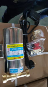 120W給湯装置のための自動世帯のブスターの水ポンプ