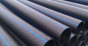 물 또는 가스 또는 석유 공급 시스템 PE 플라스틱 관