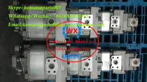 Hydraulische Zahnradpumpe 705-56-36051, Pumpe des Öl-705-56-36050 Wa320-5, innere Teil-Pumpen, Hydrauliköl-Pumpe Soem-KOMATSU