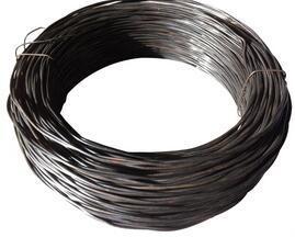 Venda a quente de baixo preço elevado limite elástico Preto Fio anelada