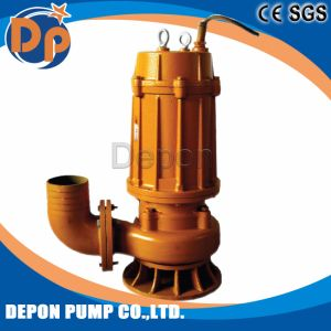 하수구 플러드를 위한 잠수할 수 있는 폐수 펌프