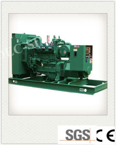 Reeks van de Generator van het Rookgas van de Verkoop 100kw van de fabriek de Directe