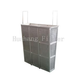 バスケットのこし器の石油の金属スクリーンの金網リターン石油フィルター