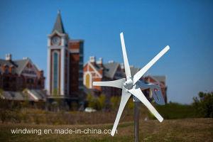 セリウム400Wの水平の風製造所の発電機(100W-20KW)