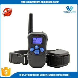 2016 Electrir водонепроницаемый аккумулятор собака звуковой сигнал дистанционного управления электрическим током Vib обучение втулку