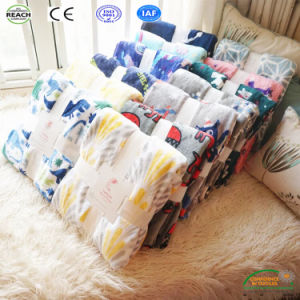 فائقة ليّنة غطاء فانل أريكة [ترفل وفّيس] أطفال غطاء فوطة سفر صوف [بورتبل] سيدة تغطية أغطية