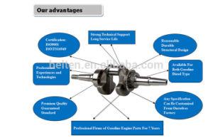 수도 펌프 7.0HP를 위한 Bt 170 가솔린 엔진