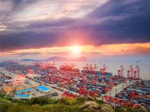 Un arrêt de service de Logistique de Guangzhou en Asie du Sud-Est