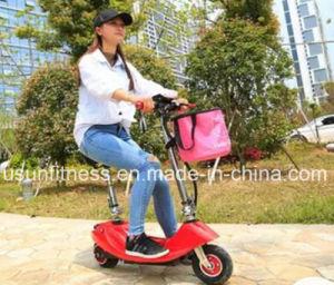 Faltender elektrischer Roller, Motorrad, e-Fahrrad