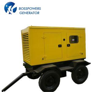 Mitsubishi звуконепроницаемых прицепа дизельный генератор