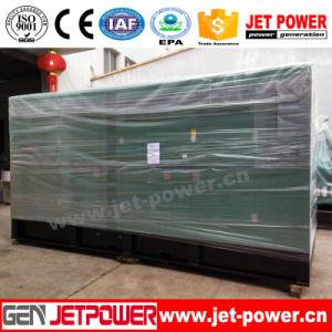 Anerkannter 500kVA 400kVA 300kVA 200kVA 100kVA Diesel-Generator Cer ISO-