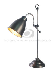 Metal ajustable Molden Mobiliario e Iluminación lámpara de mesa/Iluminación LED Lámpara / Decoración ///bombilla LED/Trípode/.