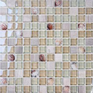 Mosaico di cristallo delle coperture del AAA del grado per la stanza da bagno della piscina