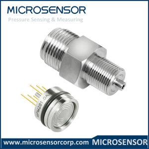 O ar SS316L 19mm de tamanho pequeno tanque precisa SS316L OEM Piezorresistivos Sensor Pressão MPM281