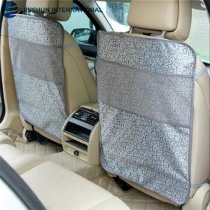 Mayorista de fábrica Auto Backseat Organizador Coche Kick Mat