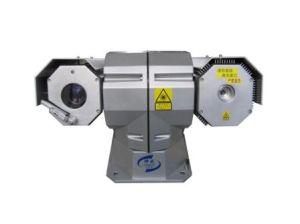 De auto Opgezette Camera van de Visie van de Nacht van de Laser HD PTZ