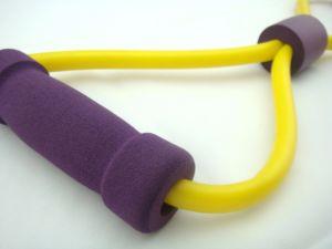 Espuma de goma, tubo de tórax Expander TPR Pecho Expander /Tubos de Espuma