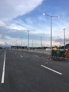 Luz de Rua LED 200W para Estacionamento, 800-1000W HID SOBRESSALENTE
