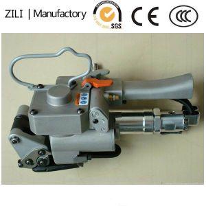 Máquina de embalaje neumática para embalaje bobinas de acero