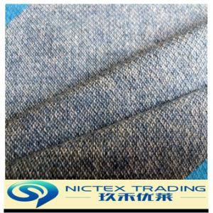 Из тончайшего хлопка шерсть Tweed ткань, грубой шерстяной ткани, хлопок шерстяной ткани