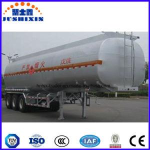 De Semi Aanhangwagen van de Tanker van de Opslag van de brandstof/de Tank van de Ruwe olie