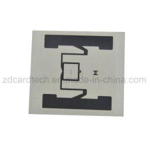 UHF 860-960 MHz가 접착제 RFID 말리고/공장 직접 EPC Gen2는 상감세공을 적셨다