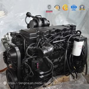Truck Bus를 위한 Cummins 6.7L Isde Qsb6.7 Diesel Engine Complete