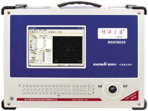 サブステーションRelaytestar-806のための高精度な3段階のリレー保護テストSysem