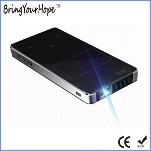 Mini Draagbare Slimme Projector DLP met Afstandsbediening (xh-msp-005)