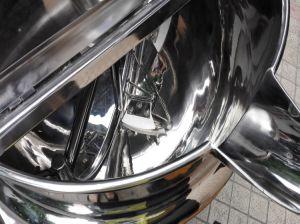 Açúcar em aço inoxidável Aquecimento do tanque de cozimento/Pot com batedeira