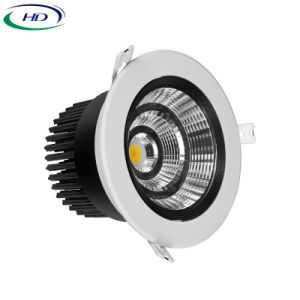 30W/40W COB Serie B ajusta el brillo de la Hight Downlight LED