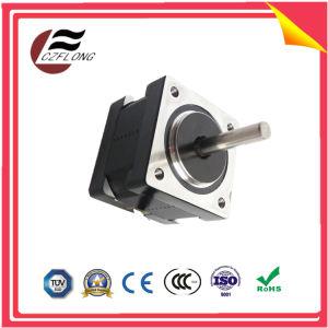 Las pequeñas vibraciones NEMA17 Motor de pasos para el equipo de automatización CNC