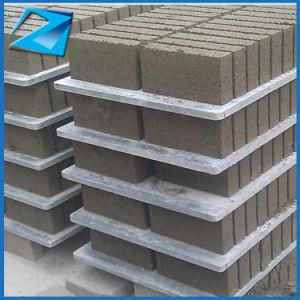 Konkreter Qt8-15 Ziegeleimaschine-Höhlung-Block-Maschinen-Preis in Indien