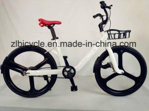 commande par courroie de 26 '' pouces partageant le vélo de ville