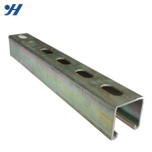 El poder del soporte de acero inoxidable con revestimiento del canal U C C