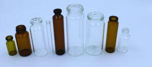 Фармацевтическая стеклянная пробирка