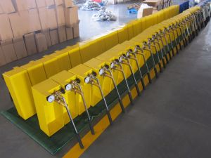 Handdruckprüfende Pumpe mit Becken des Wasser-12L (HSY30-5)