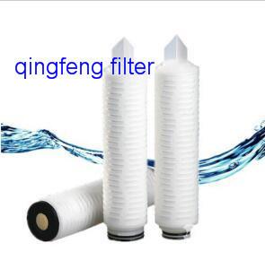 0.45 액체 여과를 위한 마이크로 카트리지 마이크로 필터