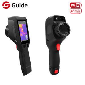 Ungekühlter Vox/8~14μ M-Detektor und 25μ M-Pixel-Abstand-Wärmebildgebung-Kamera