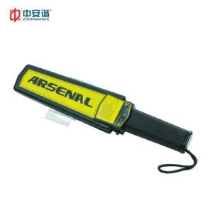 Metal detector tenuto in mano di obbligazione/metal detector portatile per l'aeroporto, ferrovia, sottopassaggio