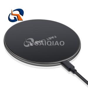 10W быстрая зарядка зарядное устройство беспроводной связи для Samsung/для iPhone