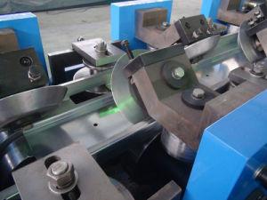 máquina de formação de rolos automática da estrutura da porta