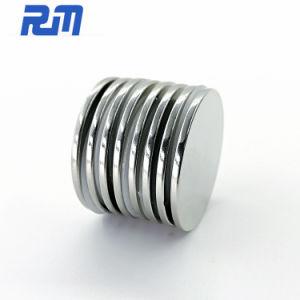 1.26 starke Stärke NdFeB  x-0.08  Industria runder preiswerter Preis Dauermagnet