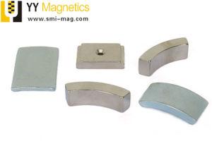 N52ネオジム穴が付いている修正可能なアークの磁石