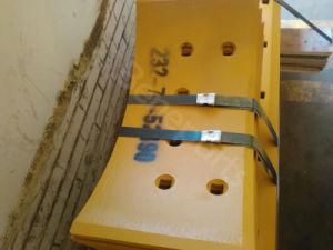 モーターグレーダーによって曲げられる端ビットのための重機8e5529