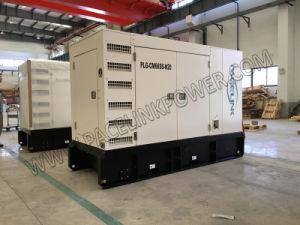 60kVA Cummis Powered Super Générateur Diesel insonorisées avec la CE/ ISO
