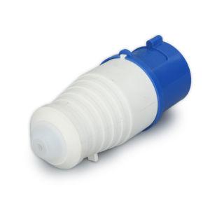 Ancien type économique IP44 3p de couleur bleu Bouchon industrielle