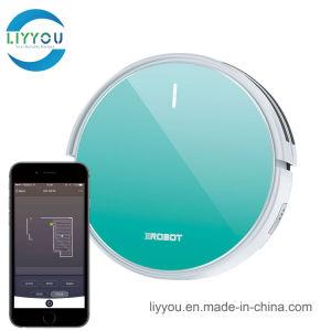 LyX5ジャイロコンパスの運行及びスマートなメモリスマートな電話WiFi APP制御知能ロボットの掃除機